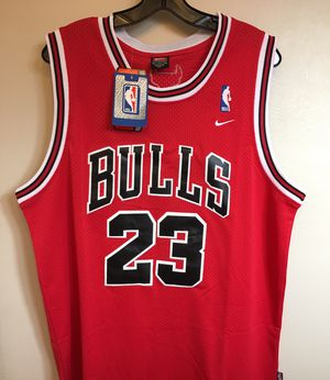 Nike Red Jordan 23 Jersey . New condition . No trades . SZ M !! for Sale in Silver Spring, MD