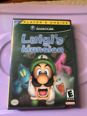 Luigi's Mansion & 2 Other Games for Sale in Norwalk, CA