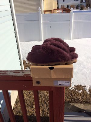 Ugg Coquette Slippers for Sale, used for sale  Worcester, MA