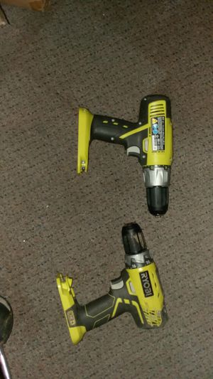 Ryobi drills for Sale in Schenectady, NY