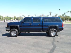 LBZ - 2006 Chevy Silverado 2500 ¾ Ton 4x4 Diesel for Sale in Phoenix, AZ