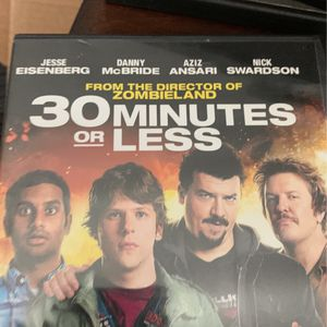 30 Minutes Or Less Dvd for Sale in Pomona, CA