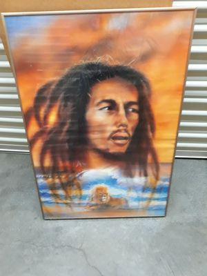 Bob Marley picture for Sale in Tacoma, WA