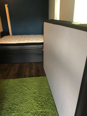 """NEW"" Full Size Box Spring Only never used for Sale in Hialeah, FL"