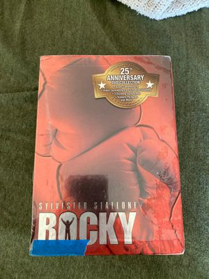 Rocky box set never opened for Sale in CA, US