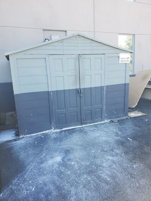 Plastic shed for Sale in San Francisco, CA