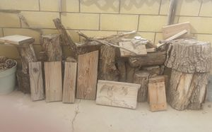 Free firewood-you pick up for Sale in Riverside, CA