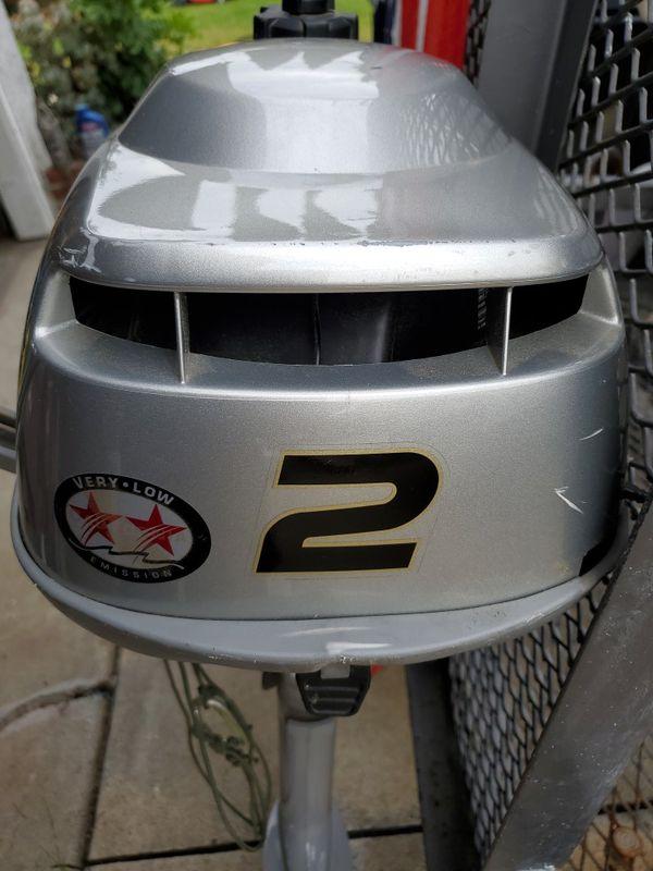 Honda 2 horse outboard