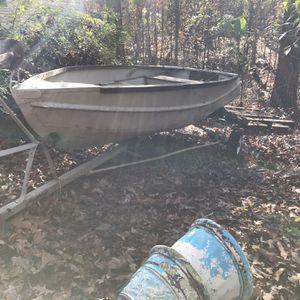 12' Southwest Manufacturers Jon Boat for Sale in Monroe, GA