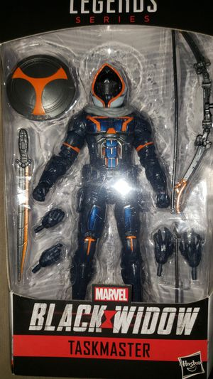 Marvel Legends Avengers Black Widow Taskmaster for Sale in Chicago, IL