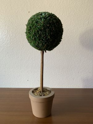 fake potted plant decor for Sale in Santa Ana, CA