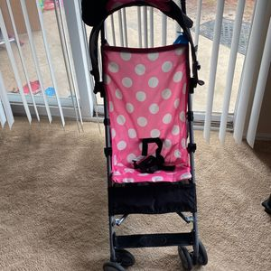 Disney Canopy Umbrella Stroller - Minnie Mouse for Sale in Elkridge, MD