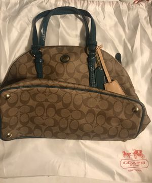 5 authentic coach bags for Sale in Red Bank, NJ
