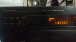 Pioneer receiver and speakers for Sale in Cotati, CA