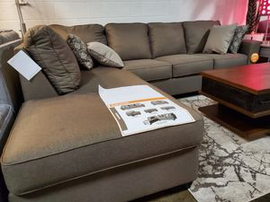 NEW, Sectional Sofa, Brown, SKU# 91202 for Sale in Garden Grove, CA