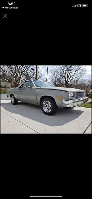 1983 Chevy elcamino 5.3 for Sale in Toms River, NJ