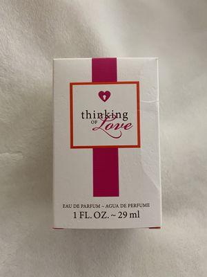Women's parfum. Thinking of love for Sale in Gaithersburg, MD