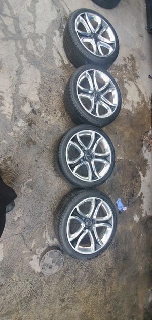 22 inch rims and tires for Sale in Compton, CA