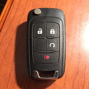 CHEVY GM FLIP KEY KEYLESS ENTRY REMOTE FOB for Sale in Joliet, IL