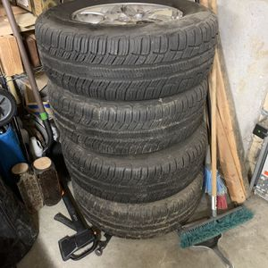 Lexus Gx470 Rims And Brand New Tires for Sale in Seattle, WA