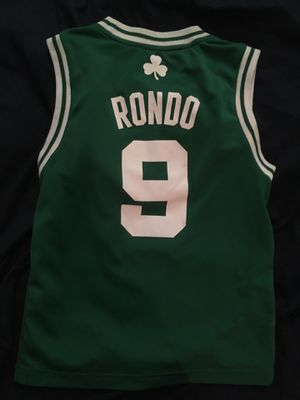 Rondo Celtic jersey kids for Sale in Miami Lakes, FL