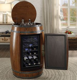 Brand New wine barrel refrigerator for Sale in Austin, TX