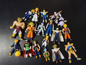 Dragon Ball Z 1990s Irwin action figures for Sale in Newberg, OR