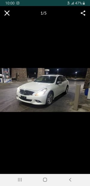 2011 Infiniti G37 PARTING OUT for Sale in Cave Creek, AZ