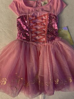 Princess Rapunzel Tutu Dress Size 3 Disney Store for Sale in Montebello,  CA