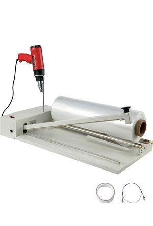 """BestEquip 18"""" Shrink Wrap Sealer, 530W I-Bar Shrink Wrap Machine, Shrink Wrap Sealer with Heat Gun and Shrink Film Suit for PVC POF Film for Sale in El Monte, CA"""