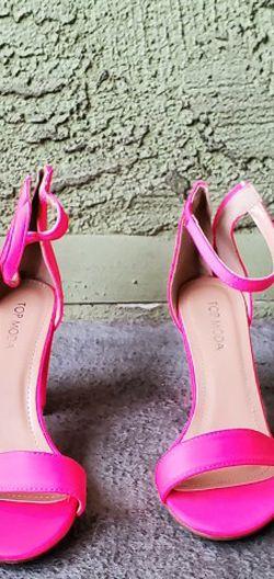 Women's Hot Pink Heels for Sale in Phoenix,  AZ