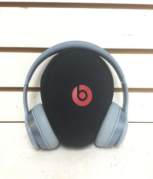 Beats By Dre Solo 2 Wired (BLUE) Pre-Owned for Sale in Margate, FL