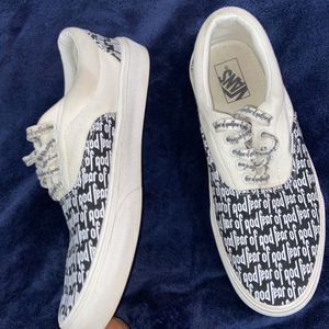 Vans Era 95 DX Fear of God White Black for Sale in The Bronx, NY