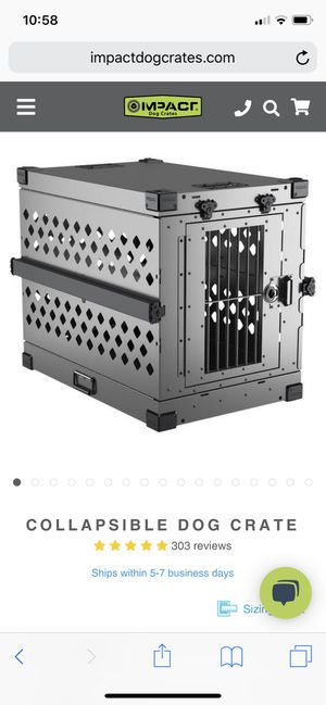 Impact Dog Crate Size M for Sale in Eau Claire, WI