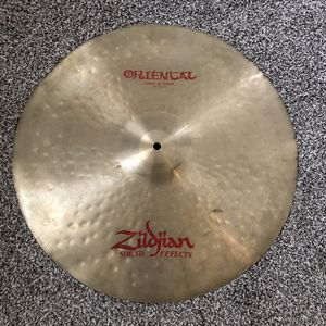 """Zildjian 20"""" Oriental Crash of Doom for Sale in Glendale, AZ"""