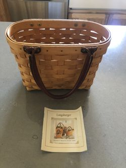 Longaberger basket for Sale in Burien,  WA