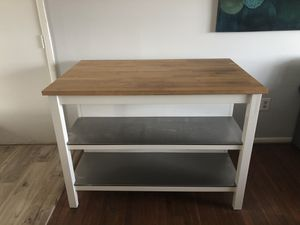 IKEA Table with shelves (kitchen) for Sale in Damascus, MD