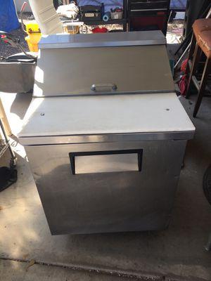 Prep table cooler for Sale in Phoenix, AZ