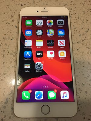 iPhone 6s Plus Gold T-Mobile metro pcs for Sale in Los Angeles, CA