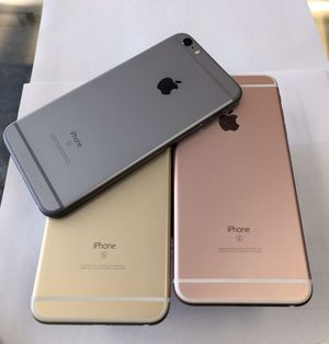 iPhone 6s Plus 32GB Unlocked Excellent Condition $265 Each for Sale in Durham, NC