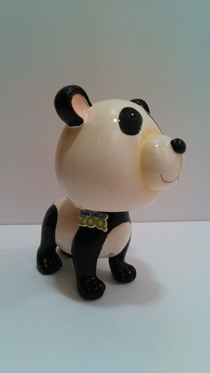San Diego Zoo Panda Bobble Head Bank (Never used) for Sale in Apple Valley, CA