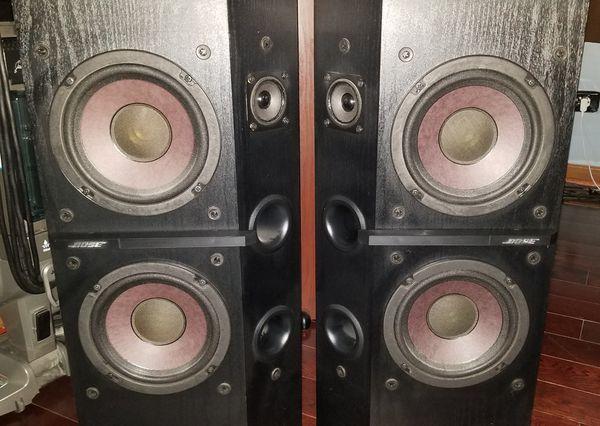 Bose 4001 Speakers VG