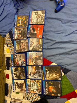 PS4 Games for sale for Sale in West Springfield, VA