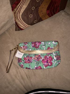 Coach wristlet for Sale in Baltimore, MD