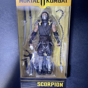 Macfarlene Mortal Kombat 11 Action Figure for Sale in Menifee, CA
