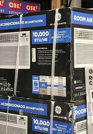 H e 10000 btu window ac for Sale in Columbus, OH