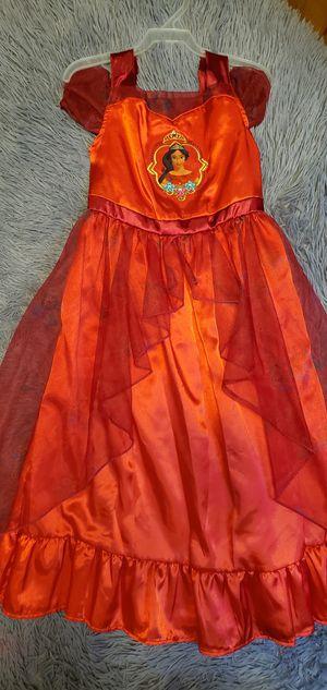 Brand New Disney Elena Of Avalor Halloween Costume Dress Size 4 $23.00 for Sale in Gardena, CA
