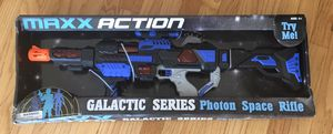 Maxx action galactic series photon space rifle with sound and light for Sale in Morton Grove, IL