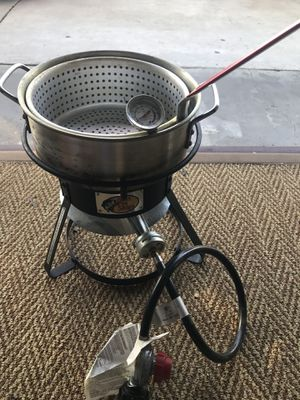 Fish Fryer for Sale in Santa Fe Springs, CA