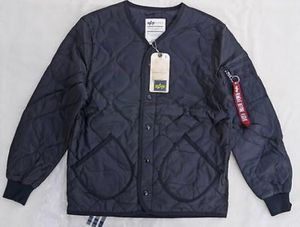 Alpha industries jacket (bomber/ quilt) sizes Small & Medium for Sale in Germantown, MD